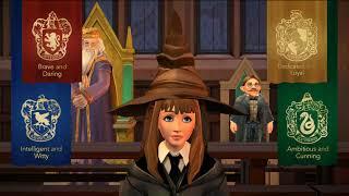 Harry Potter Hogwarts Mystery#1 первый взгляд,факультет Слизерин. С русской озвучкой переводом
