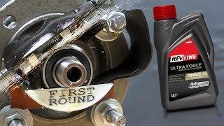 Revline Ultra Force 10W40 Jak skutecznie olej chroni silnik?