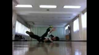 ウィンドミル講座 by B-BOY ZAKAO aka Kill Power