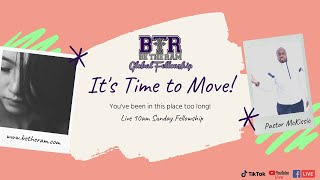 It's Time to Move Forward // Be the Ram Global Fellowship // Pastor Coach McKissic // John 8:2-11