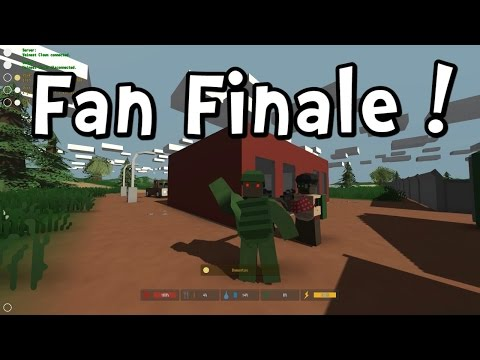 """UNTURNED MULTIPLAYER w/GenerikB - E20 """"Fan Finale!"""" from YouTube · Duration:  28 minutes 21 seconds"""