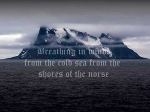Immortal - Beyond the North Waves (with lyrics)