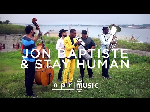 Jon Batiste: NPR Music Field Recordings