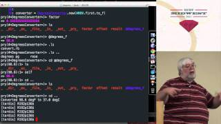 Mastering the ruby debugger by Jim Weirich