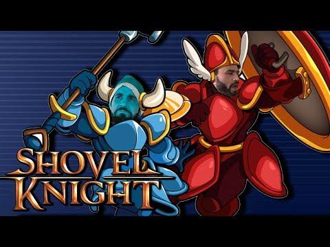 Shovel Knight PT#01 - Começando a jogatina e já começou a não me agradar