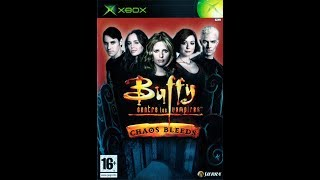 Xbox: Buffy the Vampire Slayer: Chaos Bleeds (HD / 60fps)