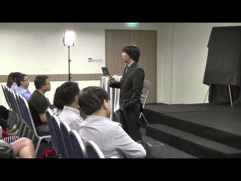 Winning Psychology of Defensive Traders Book Launch Presentation by Conrad Alvin Lim