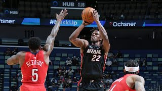 Jimmy Butler 29 Pts Clutch And1 3 vs Pelicans! 2020-21 NBA Season