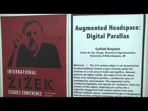 "00063 - Documentation of ""Augmented Headspace: Digital Parallax"" by Garfield Benjamin"