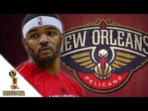 Josh Smith Officially Signs With New Orleans Pelicans!!! | NBA News
