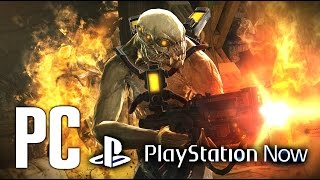 Resistance 3 PC Gameplay Full HD [PlayStation Now]