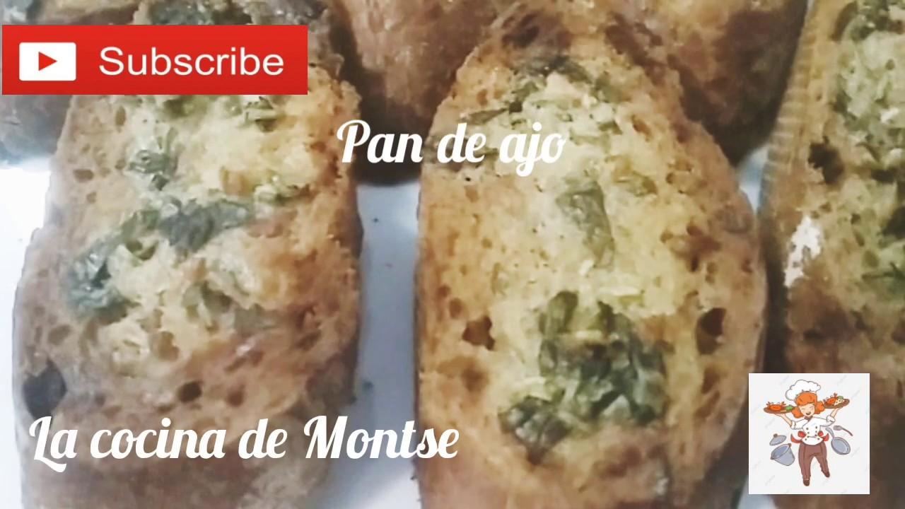 PAN DE AJO receta rápida.Súper Esponjoso y Delicioso!! recetas faciles rapidas y economicas.