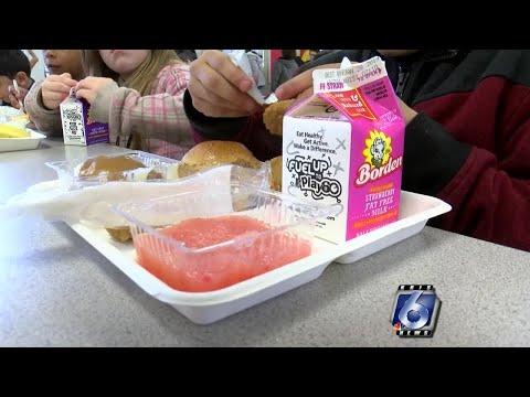 CCISD free meals safe for now despite government shutdown