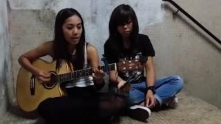 Gambar cover dua cewek cantik nyanyi lagu dangdut ~ KANDAS