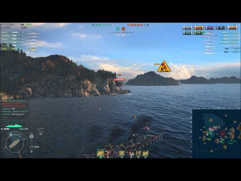 Kiev Fault Line ranked [140k+ damage] [2800+ base xp] ft Kitakami on enemy team