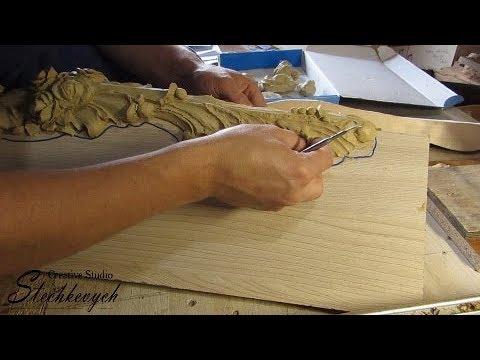Molding in plasticine