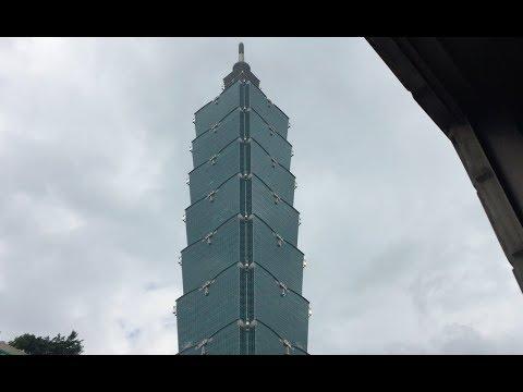 My temporary home in Taipei