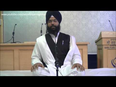 40 ਸਿੰਘਾਂ ਨੇ ਬਿਦਾਞਾ ਕਿਥੇ ਲਿਖਿਆ Bhai Harjinder Singh Sabhra