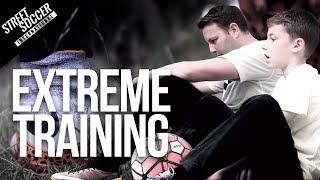 Extreme Football Skills Training and Nike Product Test