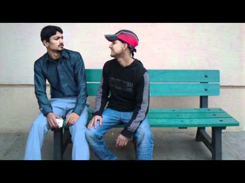 mobilink ad by faizan and awais. university of gujrat