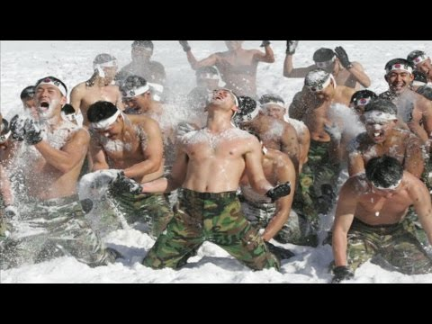 The 5 HARDEST MILITARY TRAINING EXERCISES IN THE WORLD