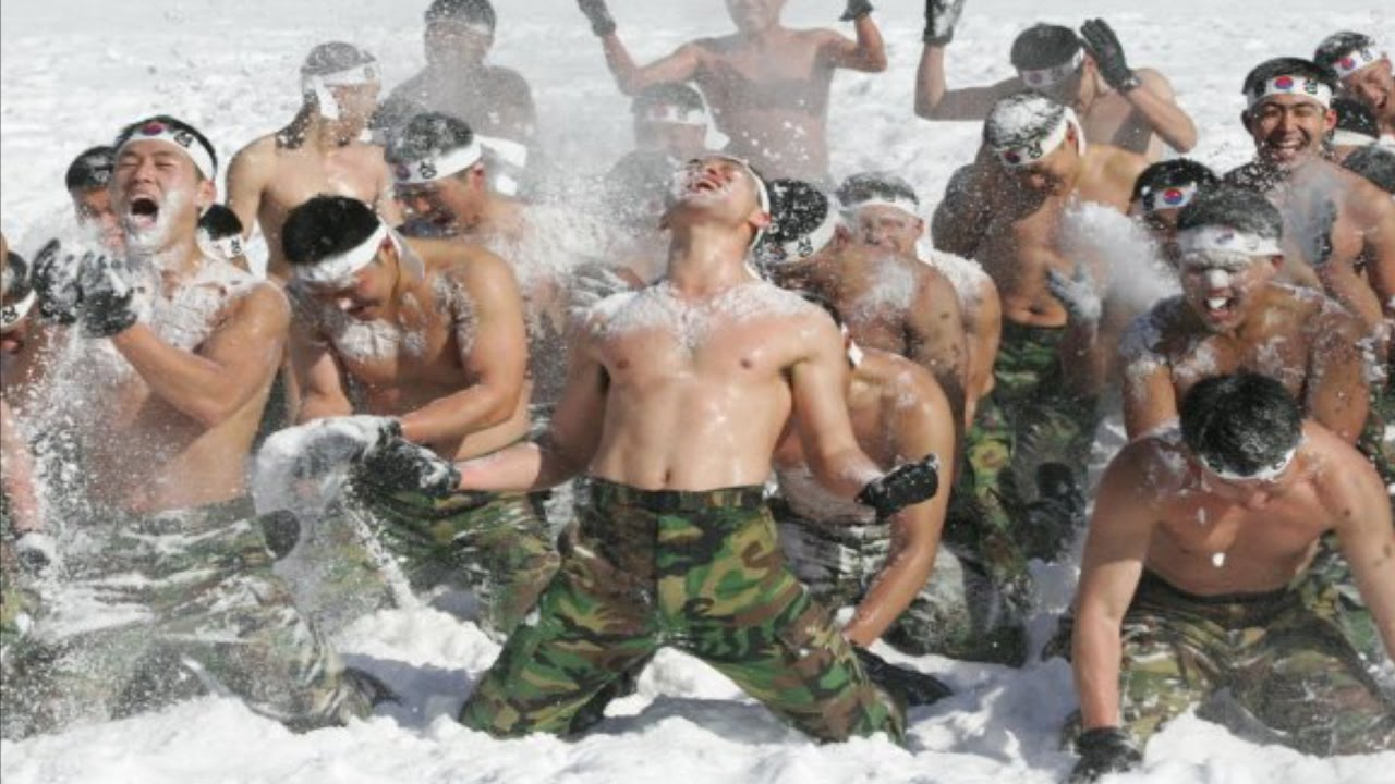 The TOUGHEST Military Training in the World!