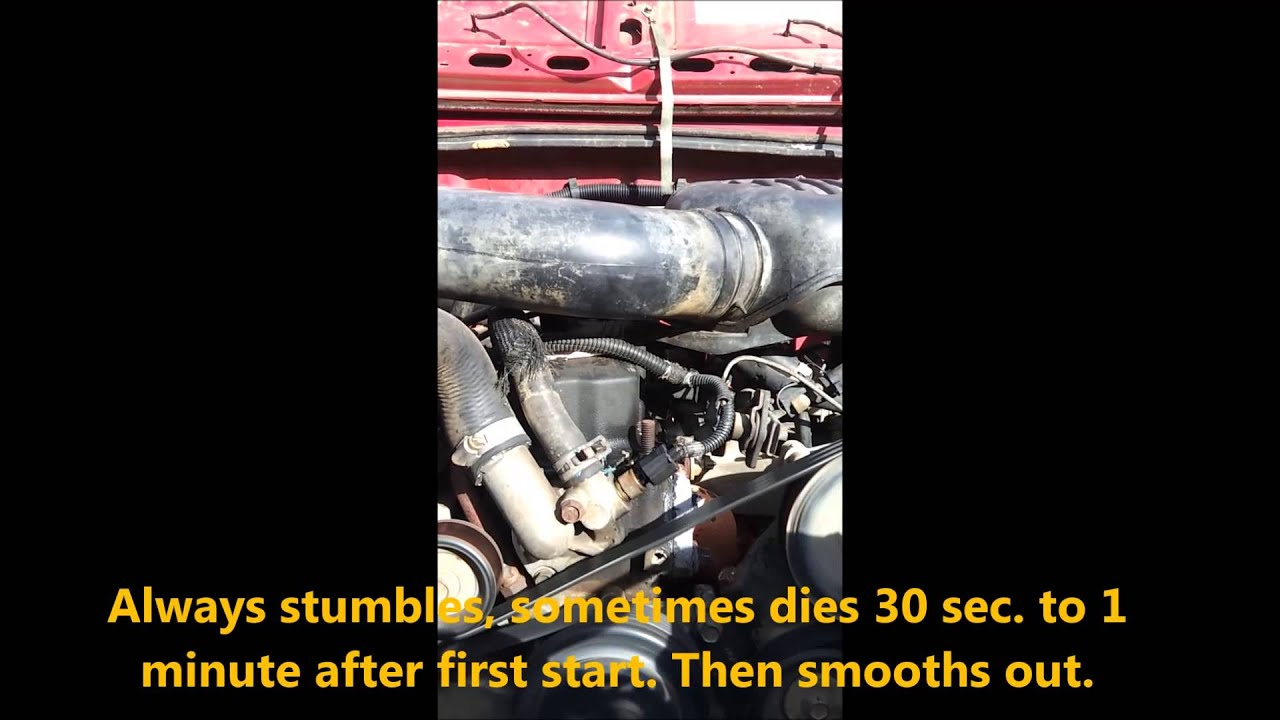 How To Find Exhaust Leak >> Muffin's Manifold (Fixed Exhaust Leak on Jeep TJ) - YouTube