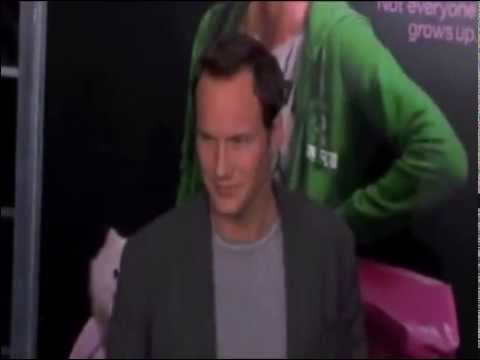 Patrick Wilson and Dagmara Dominczyk at Young Adult Premiere 2011