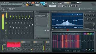 INSTRUMENT BONANGAN Campursari full mixing fl studio record 2020
