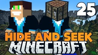 Minecraft Hide'n'Seek #25 | Vertez & Hunter Bright