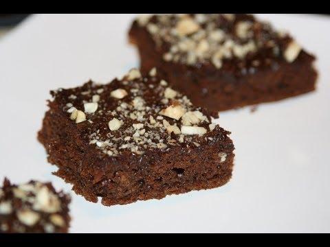 chocolate carrot cake recipe - recette gâteau au chocolat et