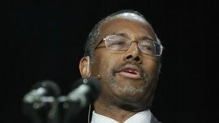 Ben Carson says white liberals are 'racist'