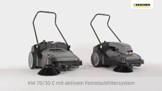 Kärcher Kehrmaschine KM 70/15 C