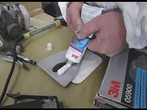 Reparatie spoiler din plastic - retusare | Smart Repair Romania