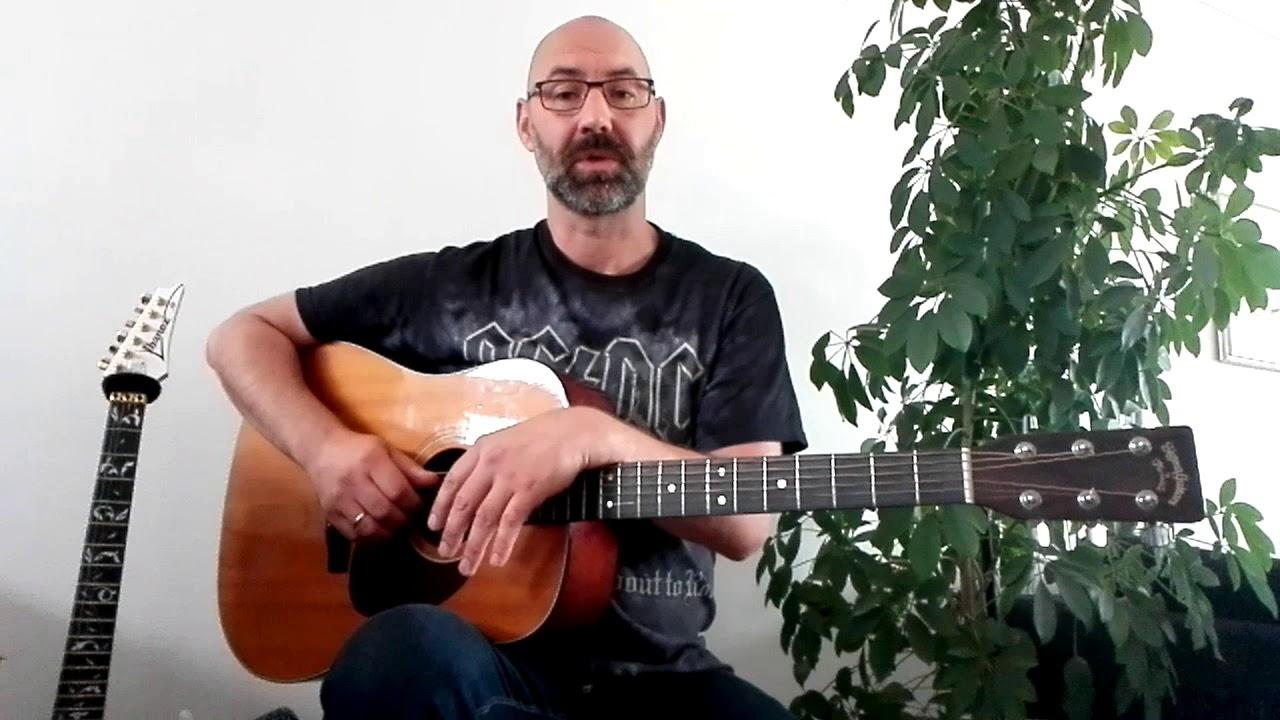 Lær at spille guitar med Michael F. A. | Guitarundervisning | Musikundervisning.dk