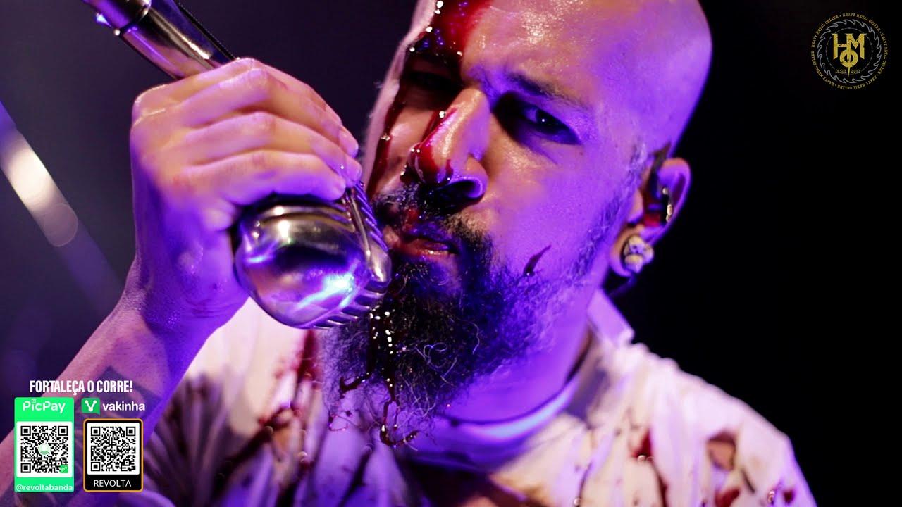 """Revolta - Ao Vivo e Morto """"Live Streaming"""""""