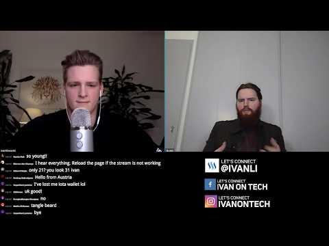 Interview with David Sønstebø - Founder of IOTA, Coordinator, Wallets, MIT crypto, Lightning Network