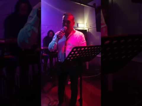 Andre Bhageloe bhai  live on stage Playa Rotterdam