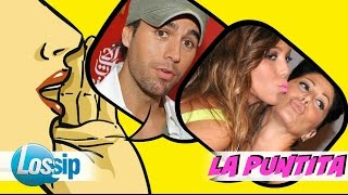 La Puntita: Ale Guzmán e hija en Playboy y Enrique Iglesias la tiene chiquita
