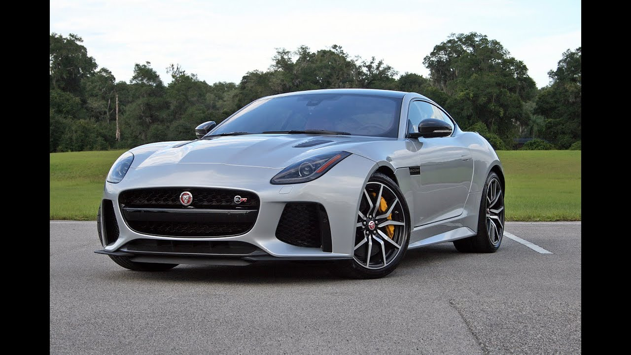 2017 jaguar f type svr driven youtube. Black Bedroom Furniture Sets. Home Design Ideas