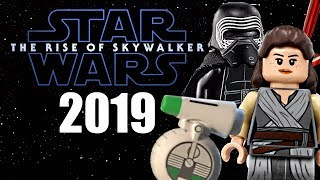 LEGO Star Wars The Rise of Skywalker 2019 sets list!