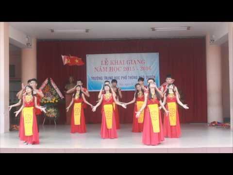 [THPT Ngô Quyền 2015-2016] Khai giảng năm học - Dòng máu lạc hồng