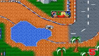All Terrain Racing - ( Amiga )