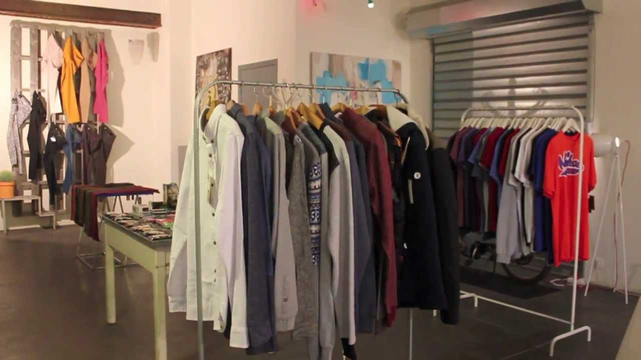 Marcel et maurice boutique aurillac youtube for Maurice boutique