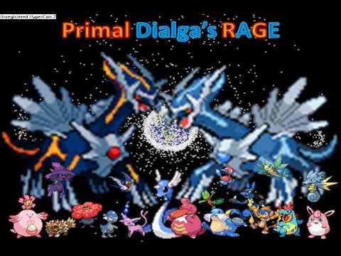 Primal Dialga's Rage Trailer - YouTube