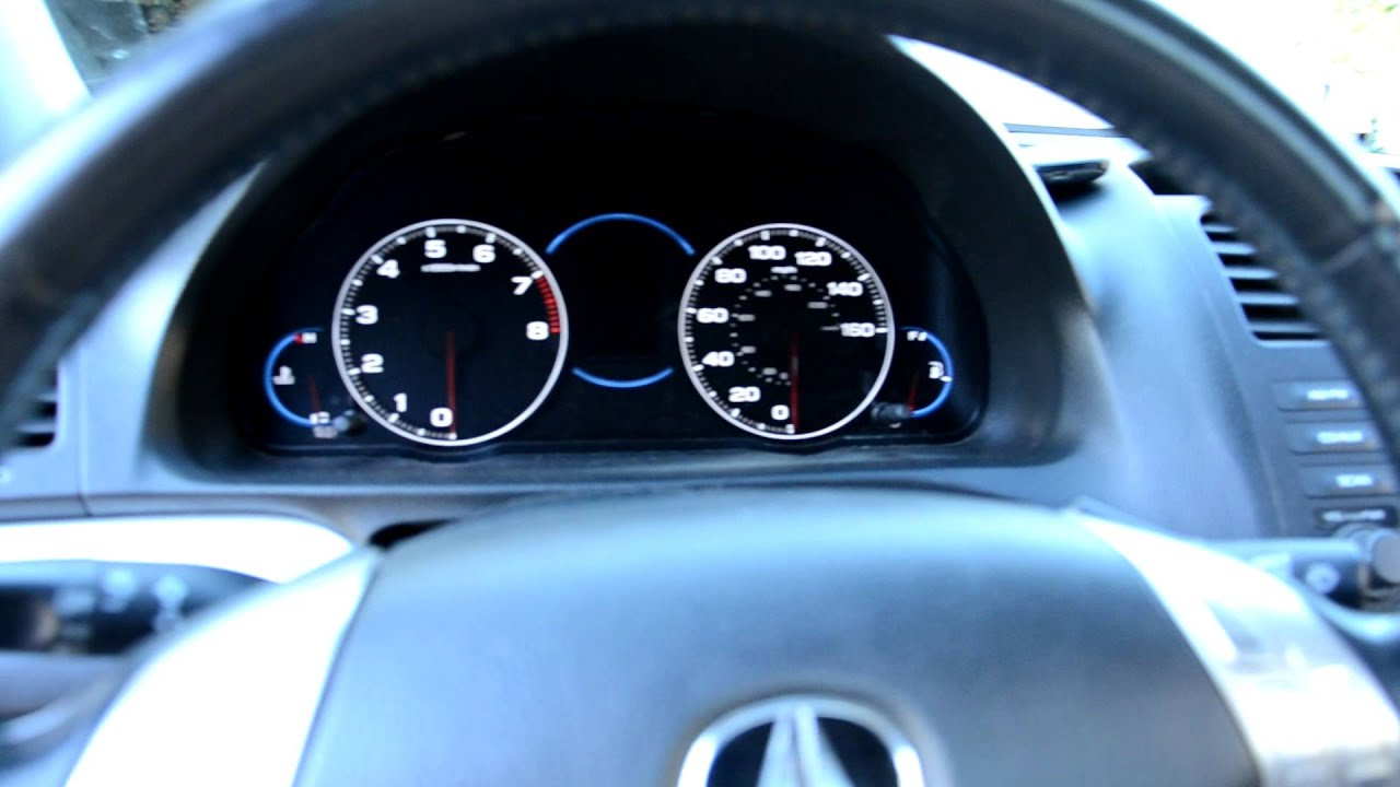 2004 Tsx VSA/Fog Switch - YouTube Acura Vsa on