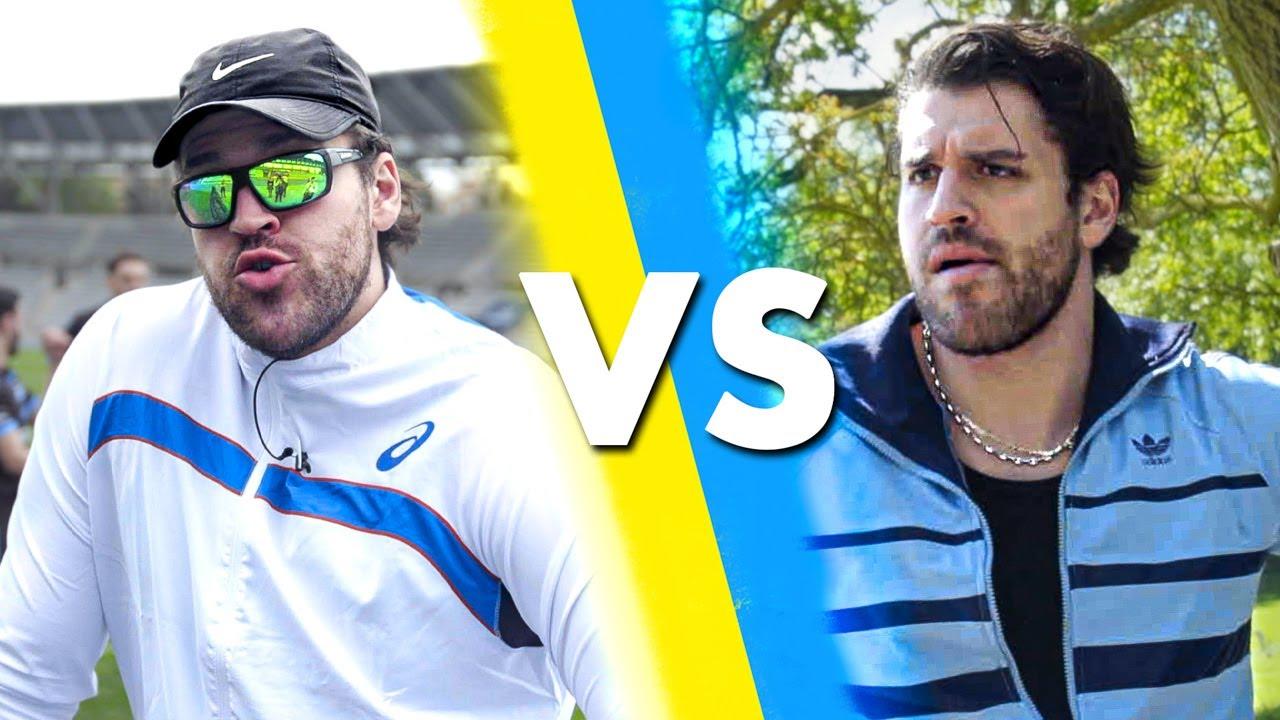 IVAN - Pro VS Amateur (Sports)