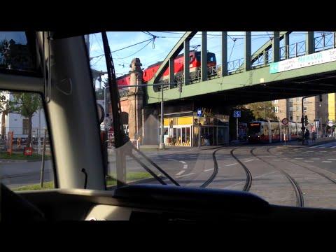 WL Wien Tram | Linie 43: Schottentor (U) - Neuwaldegg | Siemens ULF