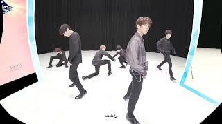 U GOT IT -  X1 Full VER Dance Mirror