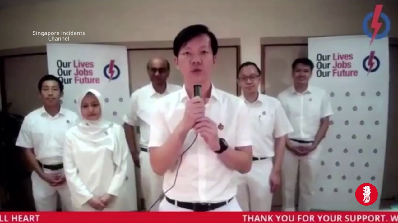 Jurong GRC gets 5 PAP candidates + 1 FREE candidate. Why PAP still support this dodgy character?